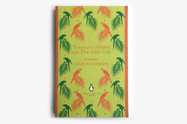 Treasure Island and The Ebb-Tide by Robert Louis Stevenson