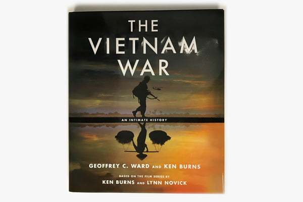 The Vietnam War by Geoffrey C. Ward & Ken Burns