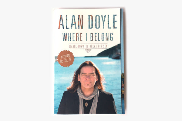 Where I Belong by Alan Doyle
