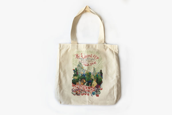 Wizard of Oz Tote Bag - Front