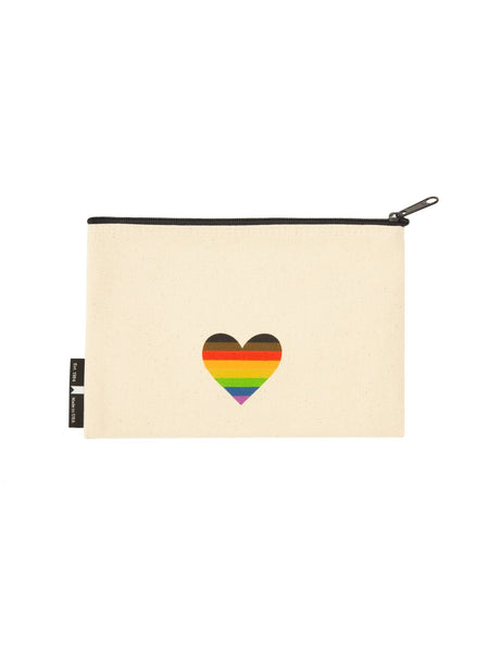 Book Nerd Pride Canvas Pouch