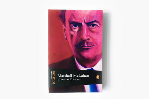 Marshall McLuhan by Douglas Coupland