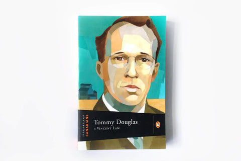 Tommy Douglas by Vincent Lam