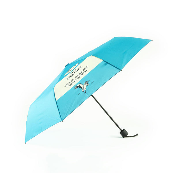 Penguin Umbrella: The Weather (Blue)