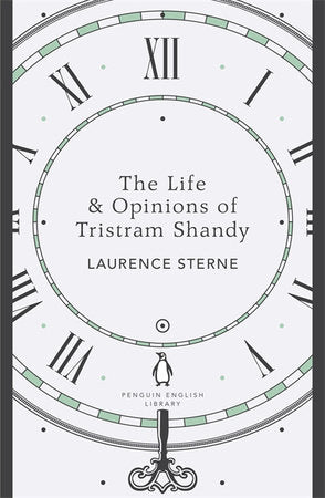 Penguin English Library Tristram Shandy