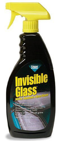 Stoner 92166-12PK Invisible Glass Glass Cleaner - 22 oz., (Pack of 12)