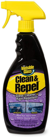 Stoner Invisible Glass Cleaner with Rain Repellent