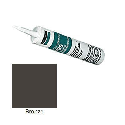 Bronze Dow Corning 795 Silicone Building Sealant - 12 Tubes (Case)