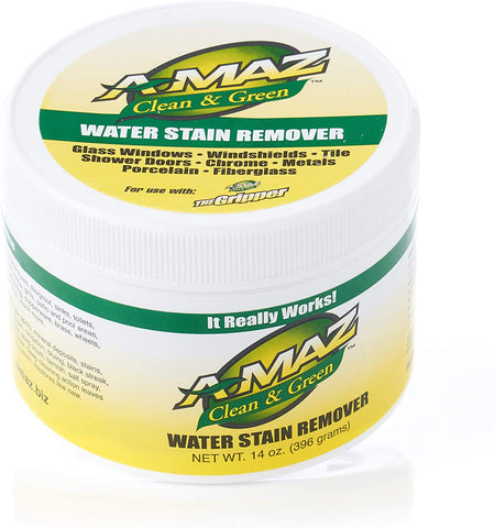 A-MAZ Water Stain Remover 14oz- 1 Case (12pk)