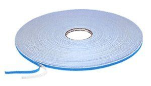 CRL 1/8'' x 3/8'' White Double Sided Glazing Tape