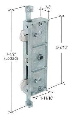 CRL Two-Point Mortise Lock - E2192