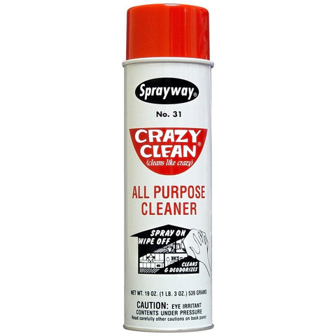 Sprayway Crazy Clean All Purpose No. 31 - 19oz