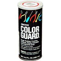 CRL Red Color Guard Rubber Coating