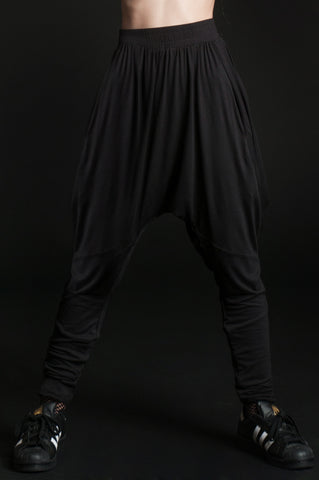 Breath of Bliss Draped Trousers