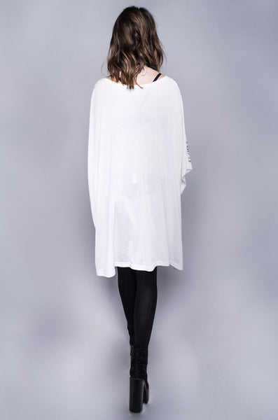 Tea Stain Assimilate Tunic