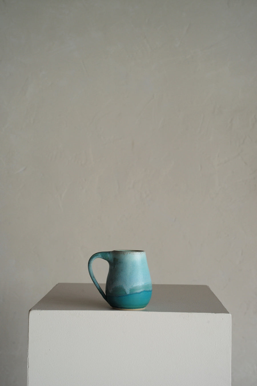 Turquoise, Mugs, Mug, Handmade, Pottery, Ceramics, Home Decor, Local Pottery, Chattanooga