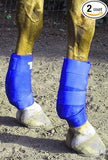 Equine Fetlock Ice Compression Wraps by Cold One®