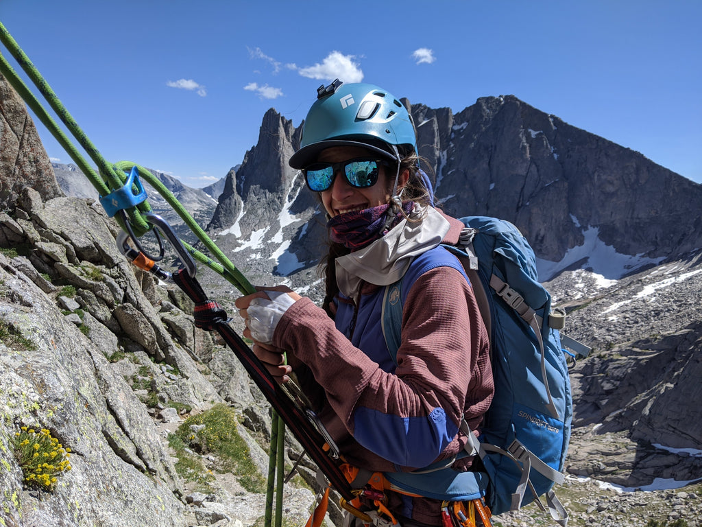Sophia's 2020 trip to climb Denali was cancelled, but she knows the mountain isn't going anywhere.