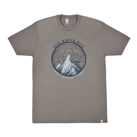 Winter Wildlands Tee