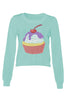 Hello Cupcake Sweater