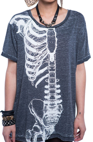 Wishbone Burnout Tee