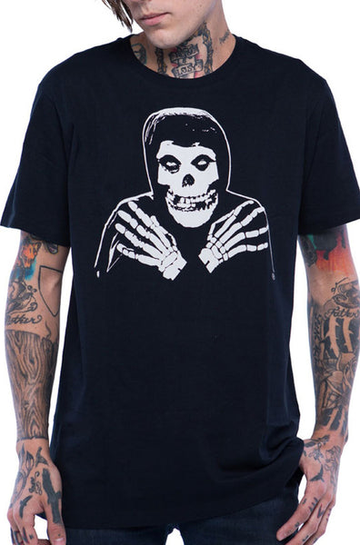 Misfits Crossed Hands Tee