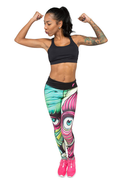 Skin Crawler Leggings