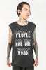 People Are The Worst Unisex Muscle Tee