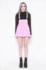 Sunday School Dropout Jumper Skirt (Baby Pink)