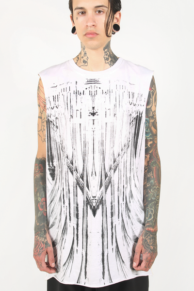 Behind The Curtain Unisex Muscle Tee