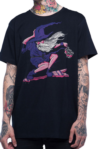 Rippin Wizard Ss Tee