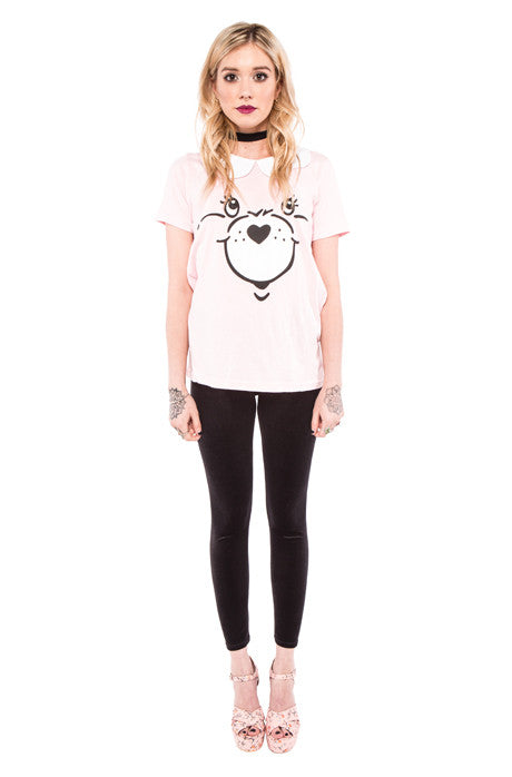 Care Bear Stare Girly Tee