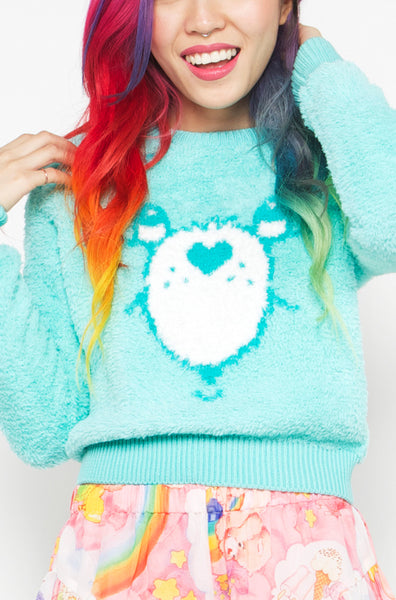 Wish All Bear Sweater
