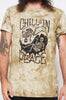 Chill In Peace SS Tee