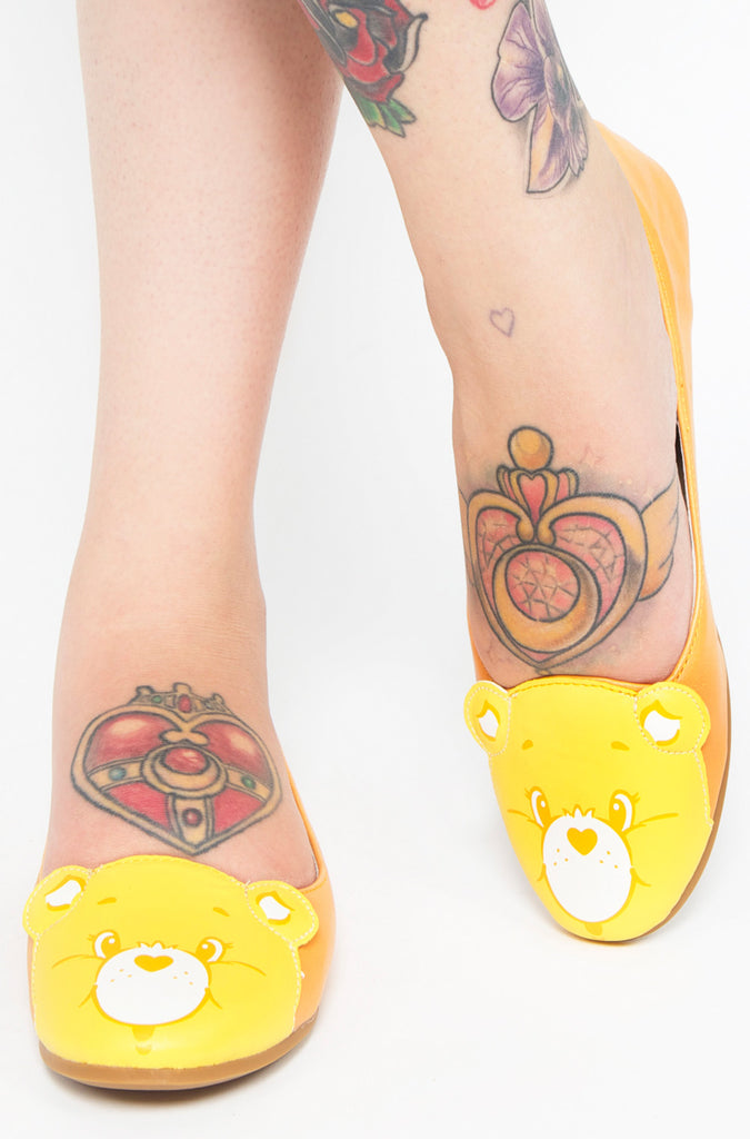 Funshine Care Bear Flat