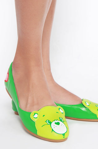 Good Luck Care Bear Flats