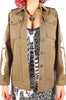 Iron Fist Clothing UK 2017 Spring Style Bone In Military Jacket Olive 1