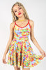 Iron Fist Clothing UK 2017 Spring Style Lots A Rainbows Dress Multi 7