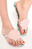 Iron Fist Clothing UK 2017 Spring Shoes Into The Deep Flat Sandal Pink 1