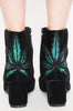 Iron Fist Clothing UK 2017 Spring Shoes Mary Jane Bootie Black 4