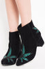Iron Fist Clothing UK 2017 Spring Shoes Mary Jane Bootie Black 5