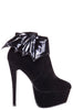 Night Stalker Platform Bootie