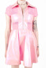 Unholy Communion Skater Dress (Baby Pink)