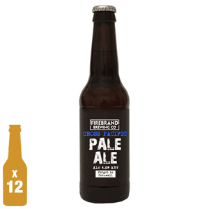 Cross Pacific Pale Ale - 4.0% ABV