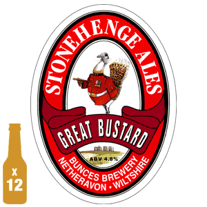 Great Bustard - 4.8% ABV