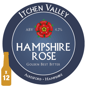 Hampshire Rose - 4.2% ABV