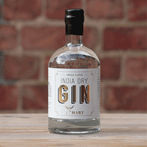 Hart India Dry Gin - 42.0% ABV
