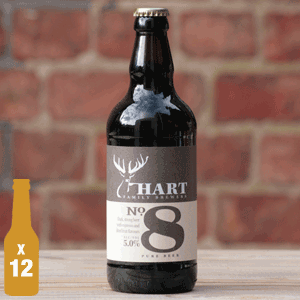 Hart No.8 Dark - 5.0% ABV