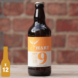 Hart No.9 Gold - 4.3% ABV