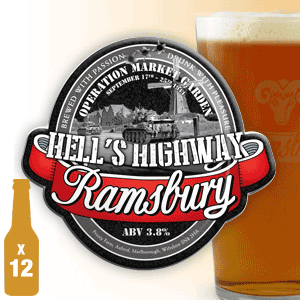 Hell's Highway - 3.8% ABV